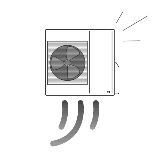 Remplacement pompe à chaleur air air