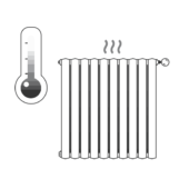 réparation radiateur chauffe mal