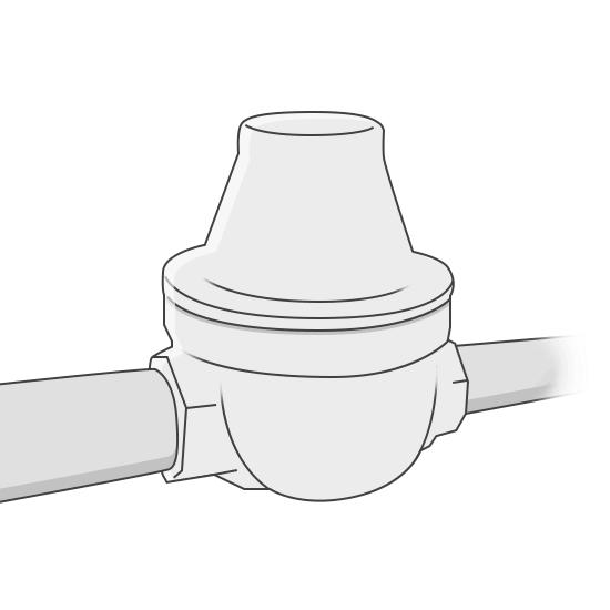 Remplacement d'un réducteur de pression